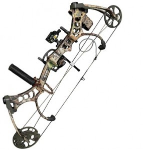 Bear Archery Legion Review - Compound Bow Inspection