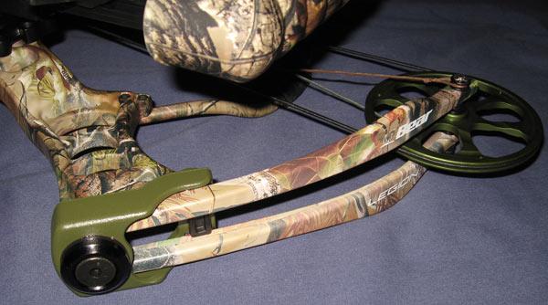Блочный лук для охоты своими руками легион 20