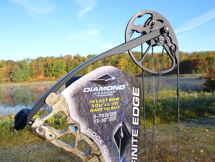 Diamond Infinite Edge Review - BowTech Compound Bow