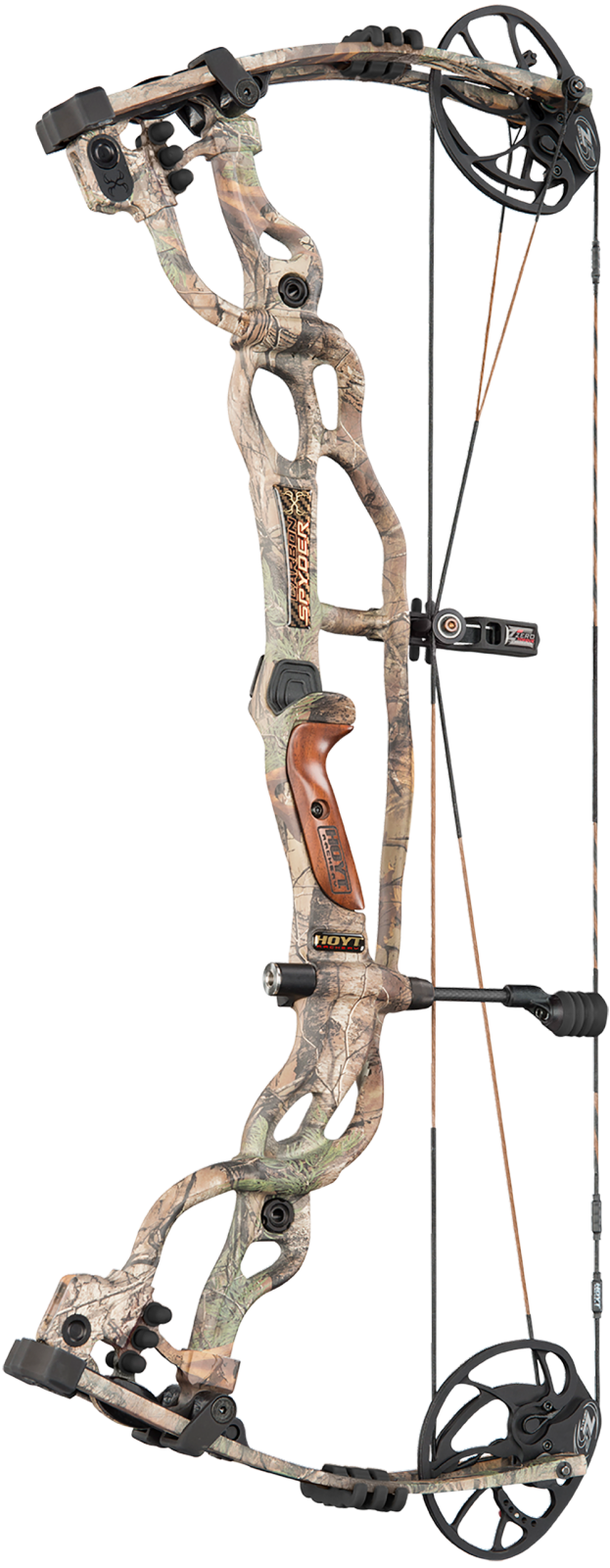 Hoyt Carbon Spyder ZT 34 Review - Compound Bow Inspection